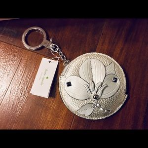 Kate Spade Key Fob and Coin Purse